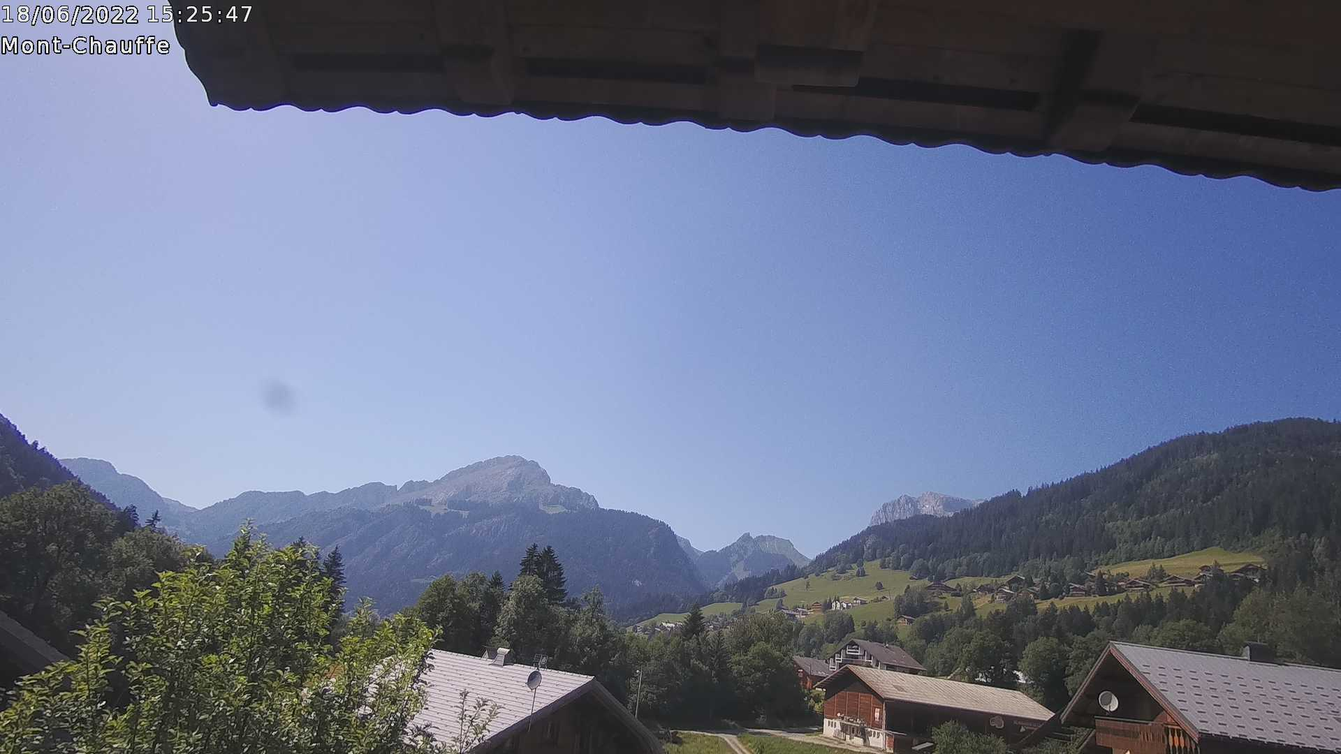 Webcam La Chapelle d'Abondance